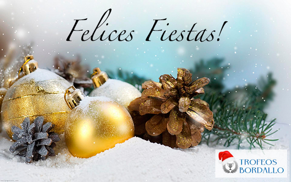 Trofeos Bordallo Felices Fiestas