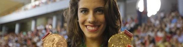 Lourdes Mohedano, coleccionista de trofeos