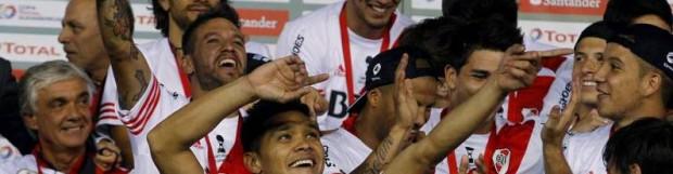 River Plate, campeón después de 17 años sin trofeos internacionales