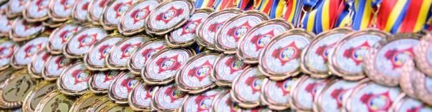 Cómo elegir una medalla deportiva
