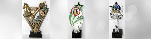 Trofeos Ajedrez